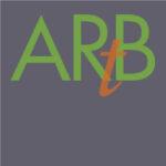 Art at the Alison Richard Building logo