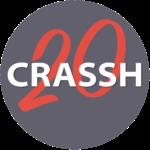 CRASSH anniversary logo